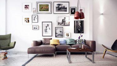 Inspiratie: interieurinrichting met Scandinavische invloeden