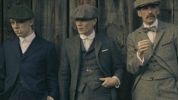 Garrison Tailors: de kledinglijn van Peaky Blinders is nu verkrijgbaar