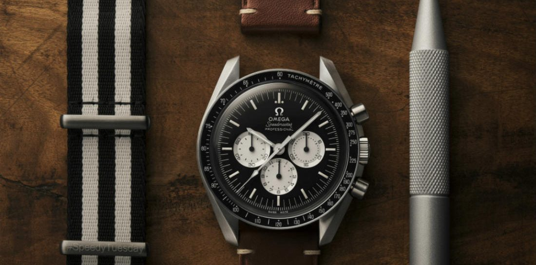Omega lanceert een limited edition 'Speedy Tuesday' Speedmaster
