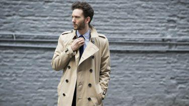 De trenchcoat: de stijlvolste investering die een man kan maken