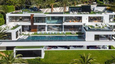 Het duurste huis in Amerika staat te koop voor $250 miljoen