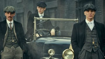 Rock de look van Peaky Blinders Thomas en Arthur Shelby