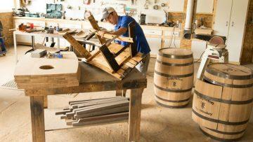 Boost jouw woning met toffe items gemaakt van whisky vaten