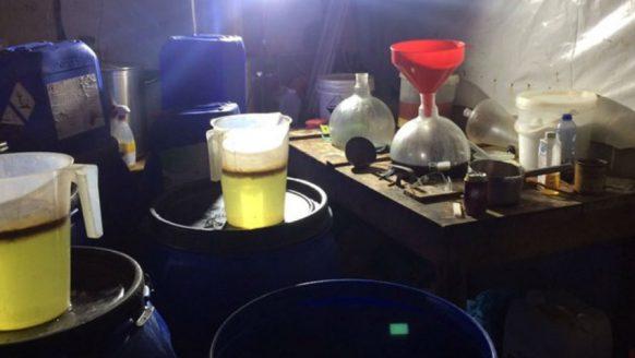 Brabants drugslab met straatwaarde van €20 miljoen opgerold