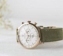 Renard maakt stijlvolle horloges voor de lente