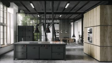 Ideeën inspiratie foto s van verbouwingen keuken en doors
