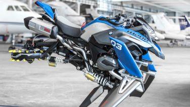 BMW maakt concept voor vliegende motor