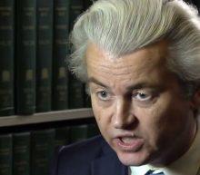 Newsnight laat Geert Wilders met een bek vol tanden staan