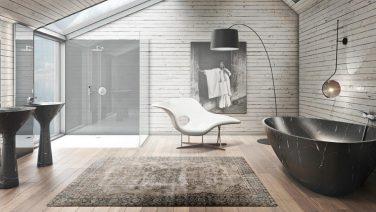 Het bewijs: badkamers kunnen de stijlvolste ruimtes in jouw woning zijn