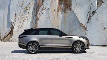 Maak kennis met de nieuwe Range Rover Velar
