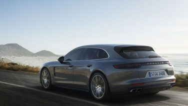 Maak kennis met de Porsche Panamera Sport Turismo