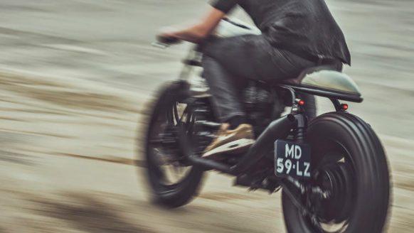 """Heerlijke video van motor custom-shop """"Nozem Amsterdam"""""""