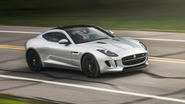 MAN MAN test de Jaguar F-Type V6 380 Coupe AWD