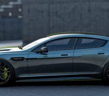 Maak kennis met de brute Aston Martin Rapide AMR