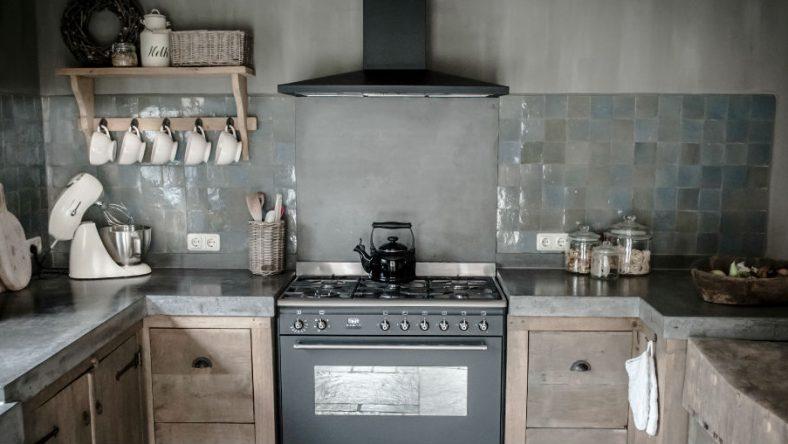 Een betonnen keuken geeft je woning een stijlvolle upgrade