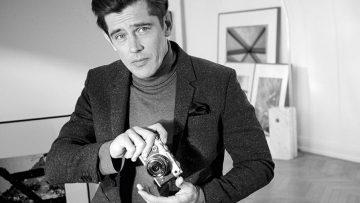 Deze stijlvolle camera is de ultieme gadget voor de gentleman