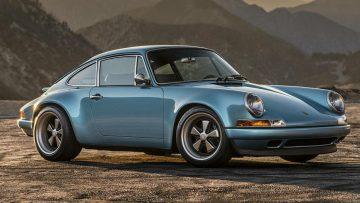 Deze Porsche Singer 911 is een waar kunstwerk