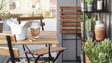 Deze items maken jouw balkon lente-klaar
