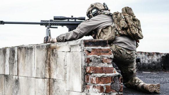 Nederlandse snipers behoren tot de absolute wereldtop na sniperwedstrijd