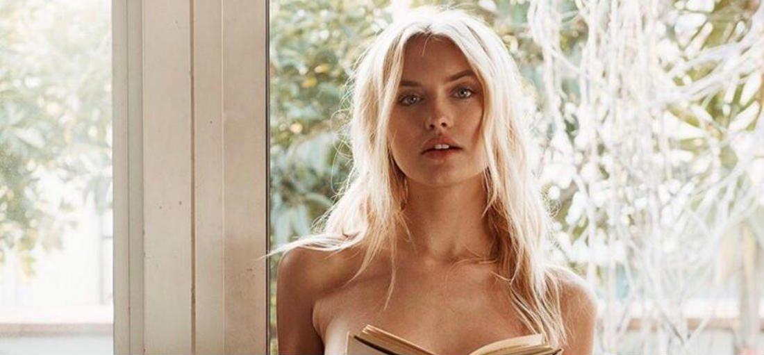 Alberte Valentine is een Deense schoonheid én Playboy model