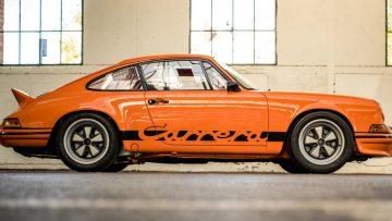 Unieke Porsche 911 uit 1969 is de ultieme droomauto