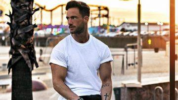 Zo draag je stijlvol het witte T-shirt