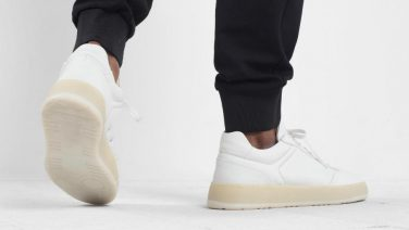 Stijlvol de lente in met deze sneakers