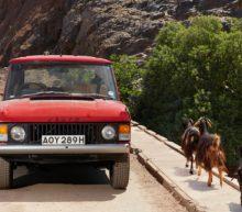 Zo ziet het originele 1969 prototype van de Range Rover Velar eruit