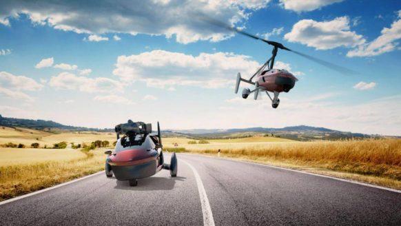 Media Markt gaat volgende week de Brabantse vliegende auto verkopen