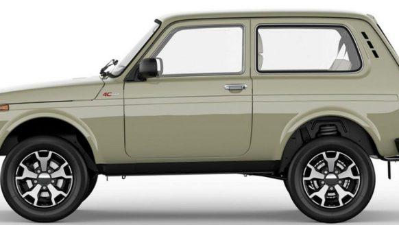 De Russische Lada krijgt een stijlvolle upgrade