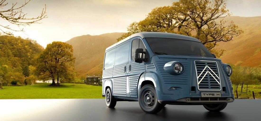 Video: de Citroën HY maakt een unieke comeback