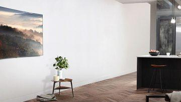 Deze televisie is een ware toevoeging aan je interieur