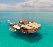 De drijvende bar: de ultieme vakantie bestemming voor jouw en je vrienden