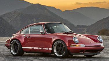 Maak kennis met de Porsche 911 Le Mans
