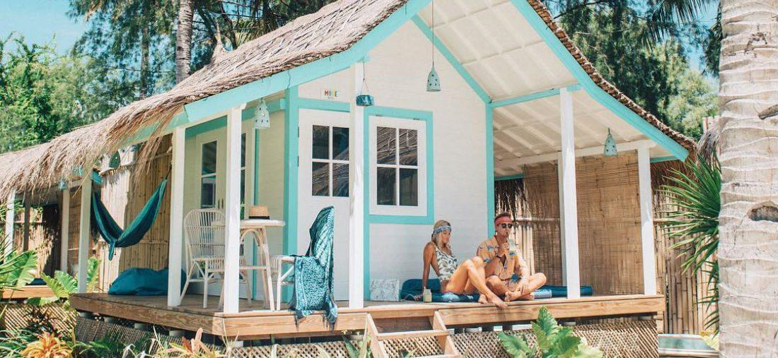 5 ideale vakantiehuizen om je terug te trekken