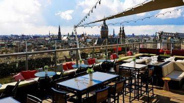 Dit zijn de beste rooftopbarren van Amsterdam