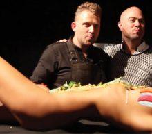 Video: afgelopen zaterdag proefde Antwerpen van het naakte lichaam van Marisa Papen