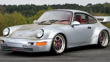 Unieke vondst: Klassieke Porsche 911 met slechts 10km op de teller