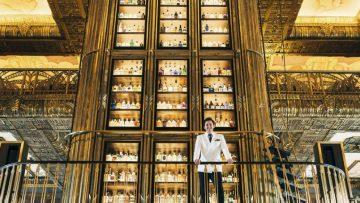 Kijk binnen in de ultieme Gin Tonic bar met meer dan 1000 verschillende Gins