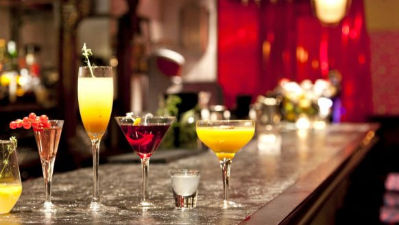 De beste cocktailbars van Vlaanderen