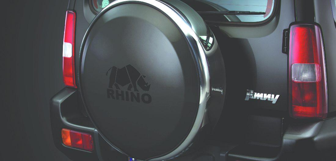 Suzuki komt met brute Rhino modellen en redt de neushoorn
