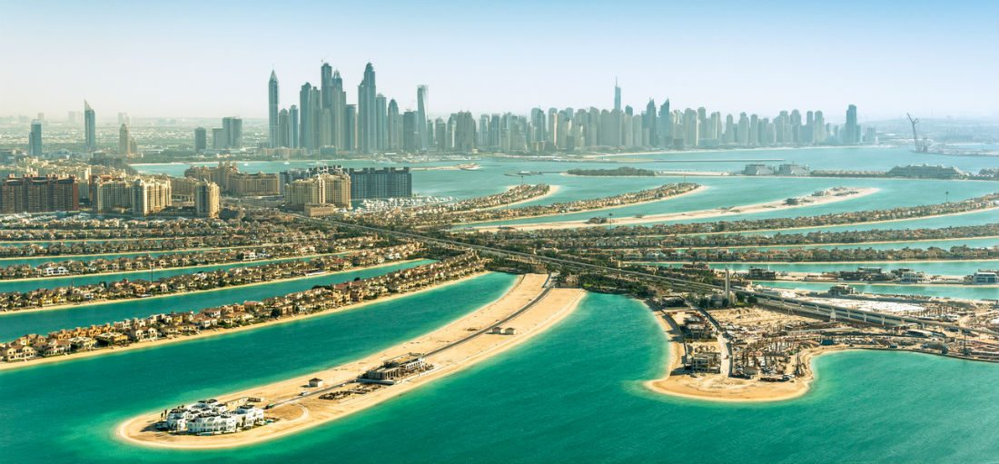 MAN MAN reisinspiratie #16: levendig en luxe Dubai