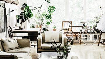 Christopher Bastin snapt hoe je als man een huis inricht