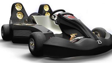 Maak kennis met de Blast Go-Kart C5, de snelste kart ter wereld