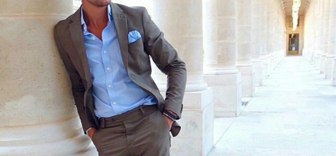 Populair Wat te dragen naar een zomerbruiloft | MAN MAN XQ24