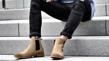 5 type schoenen die elke moderne man hoort te hebben