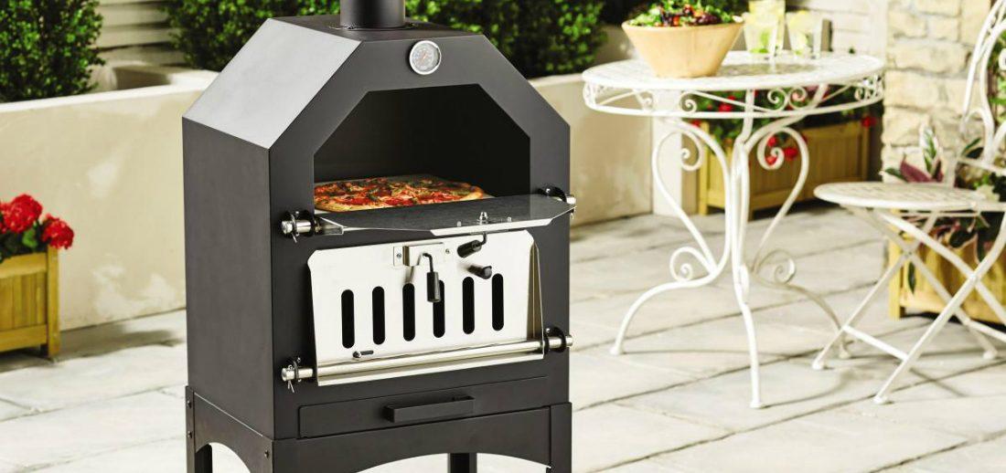 Aldi komt wederom met een must-have voor de zomer: de outdoor pizza-oven