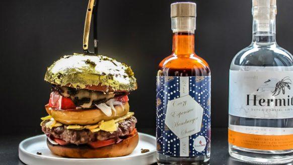 Maak kennis met de duurste hamburger ter wereld