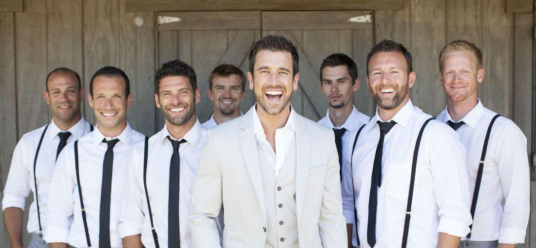 Vaak De gentlemen's guide voor een bruiloft | MAN MAN MB68