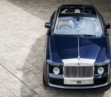 De peperdure 'Sweptail' is het nieuwe meesterwerk van Rolls-Royce